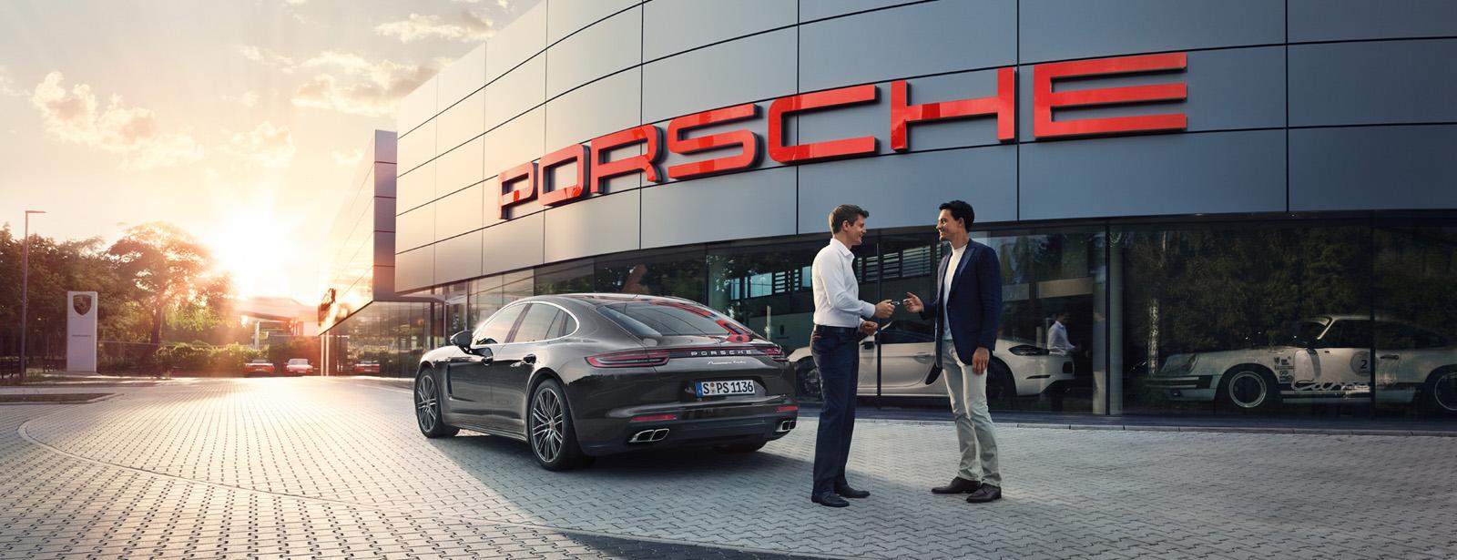Porsche Service | Servicehotline